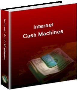 Internet Cash Machines screen shot